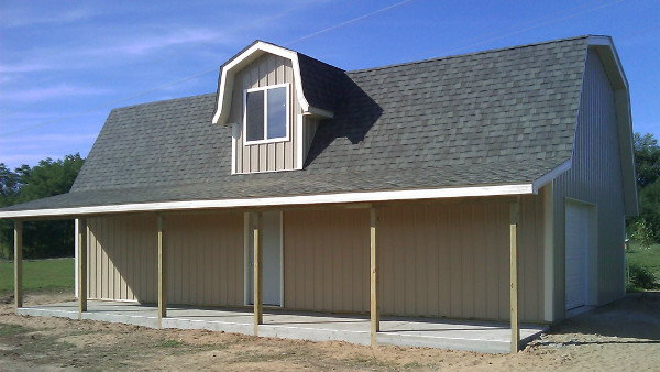 barn packard michigan builders buildings lester dairy pole locations freestall barns farms