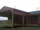 post-frame-building