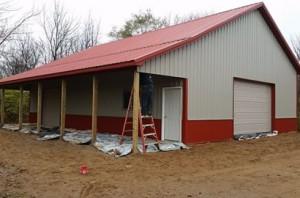 pole barn homes in adrian mi post frame