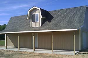 Waldron Pole Barn