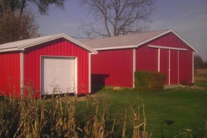 Litchfield Pole Barn