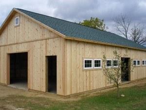 Berkley MI Pole Barn Construction Company