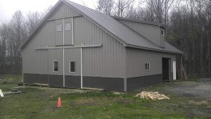 Bloomfield Hills Pole Barn Construction Company